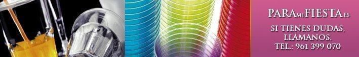 Vasos Reutilizables Irrompibles policarbonato