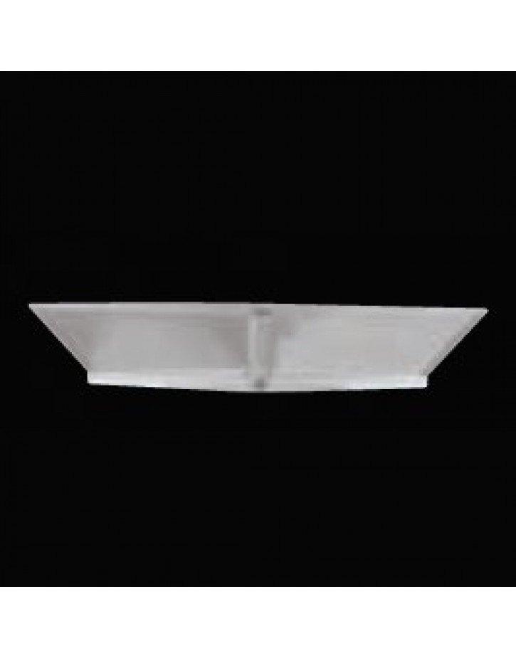BANDEJA SMALL PLATE TRANSPARENTE (Caja)