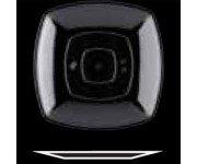 PLATO LLANO 23 cm COLORES PS 12 Paq/Cj