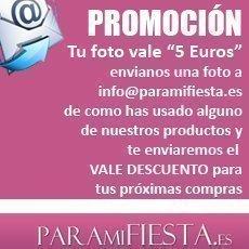 Promoción en www.paramifiesta.es