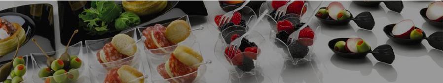 Mini vasos Plástico Degustación