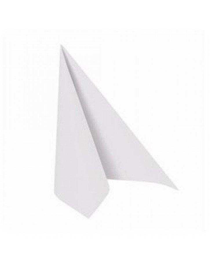 SERVILLETAS papel blanco