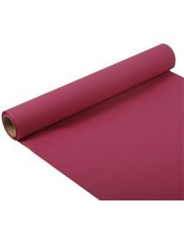 MANTEL DE PAPEL COLOR FUCSIA