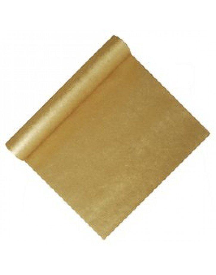 MANTEL CAMINO MESA COLOR oro