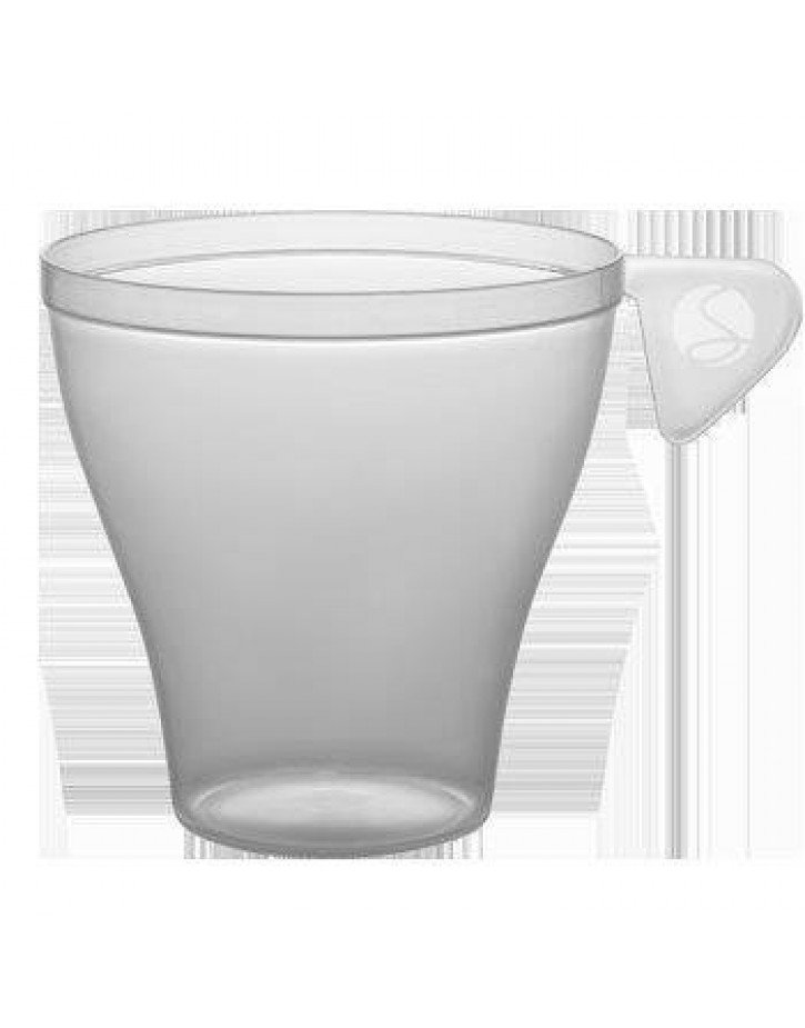 TAZA CAFE 90 cc TRANSPARENTE