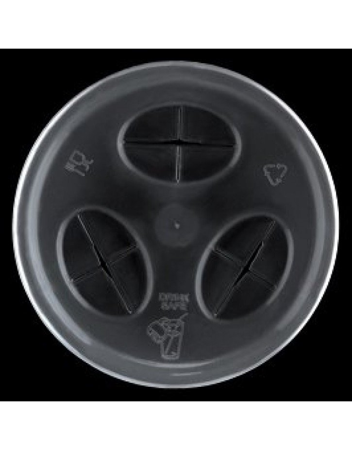TAPA VASO DRINK SAFE HIELO (600 Ud/Caja)