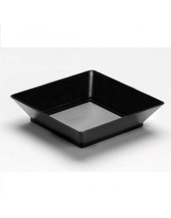 BANDEJA SMALL PLATE NEGRO (750 Ud/Caja)