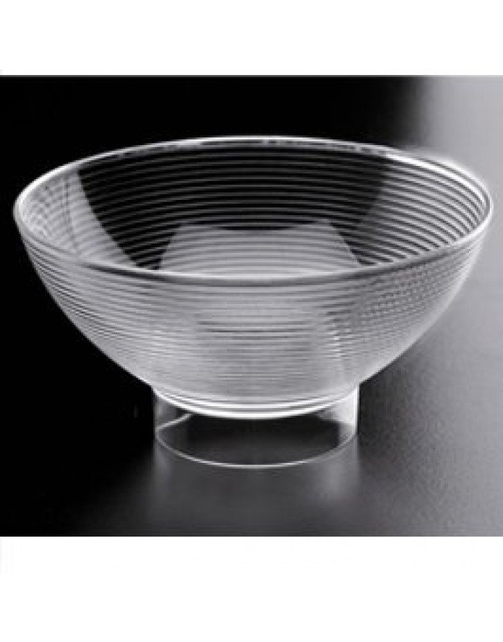 MEDIUM BOWL TRANSPARENTE ( 84 Ud/Caja)