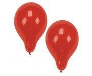Globos para fiestas precio rojo