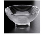 MEDIUM BOWL 250 cc TRANSPARENTE