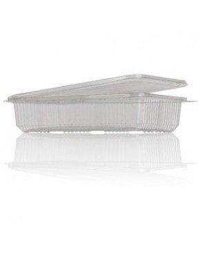 Tarrina de plastico transparente PET