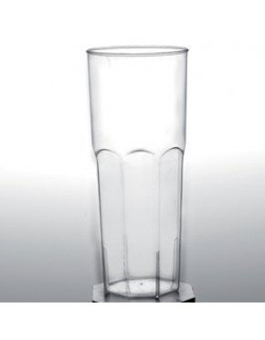 VASO COCTEL LONG DRINK 350 cc COLORES 10 Ud/Paq