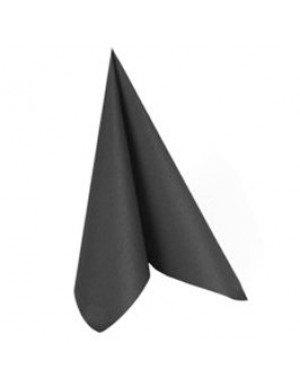 SERVILLETAS LISAS EFECTO TELA  20 x 20 cm COLORES 20 Ud/Paq